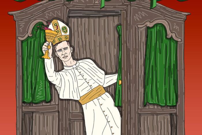 Strange Boy - 'The Pope'