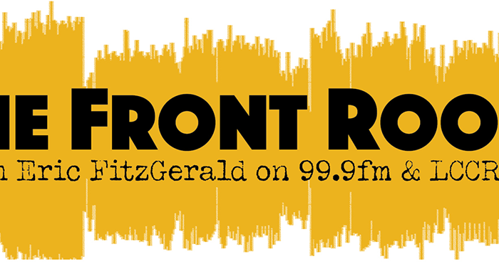 #podcast The Front Room with Seanie Ryan and Eric FitzGerald